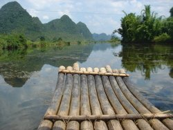 Yangshuo-Yulong River Rafting