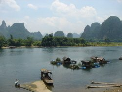 Yangshuo-Yulong River