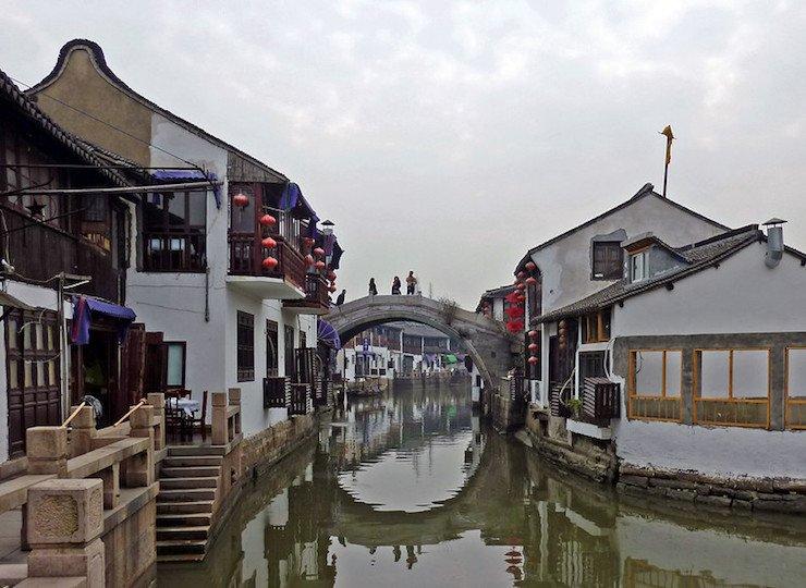Best Watertowns Near Shanghai: Zhujiajiao