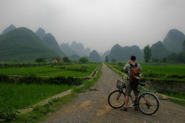 China Travel Guide: Activities Biking