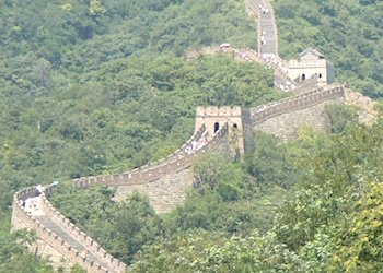 China for First timers: Great Wall