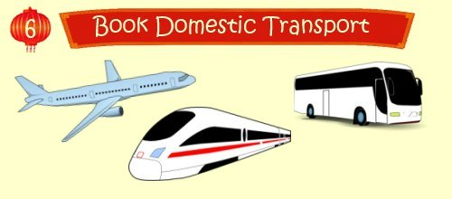 China Travel Planner: Domestic Transport in China