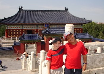 China Travel with Kids