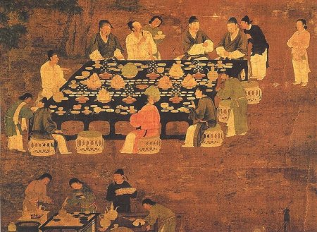 Chinese Cooking in Ancient Times