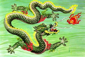 Chinese Dragon Features