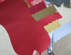 Making Chinese Dragon Crafts Step 5