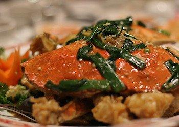 Cantonese Crab