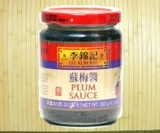 Chinese Food Ingredients - Sauces and condiments: Plum Sauce
