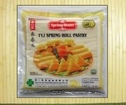 Chinese Food Staples: Spring Roll Wrappers