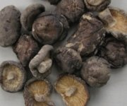 Chinese Food - Vegetables: Chinese Mushrooms