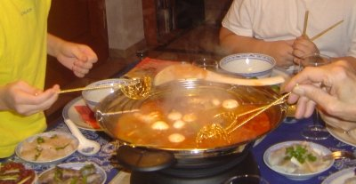 Hot Pot Chino