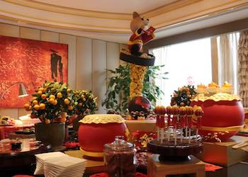 Chinese New Year arrangements