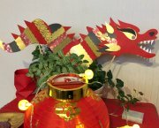 Chinese New Year Dragon Craft