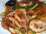 Chinese New Year Foods: Shrimps for Abundance
