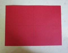 Make  Chinese New Year Red Envelopes Materials Needed