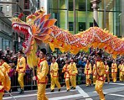 Chinese New Year in San Francisco