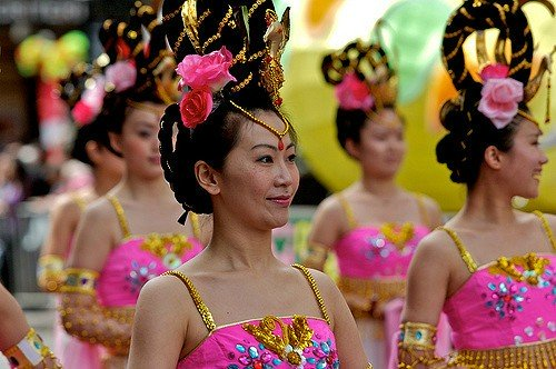 Chinese New Year Cultural Performances