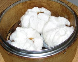 Dim Sum Types: Pork Buns Steamed