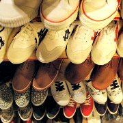 China Economy GDP - Manufacturing: Shoes