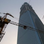 China Economy GDP - Services: Construction