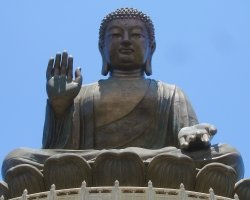 Travel to Hong Kong: Lantau Island Big Buddha