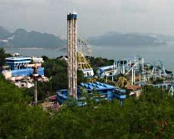Travel to Hong Kong: Ocean Park