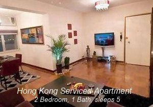Hong Kong Apartments and Vacation Rentals