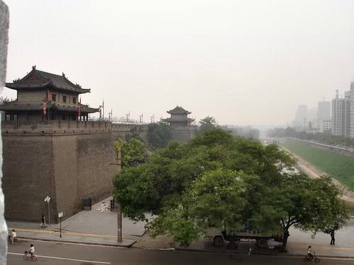 Xian Travel highlights City Wall