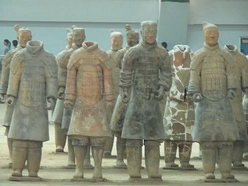 Xian Travel highlights Terracotta Army