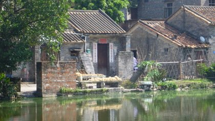 Life in China - the Village
