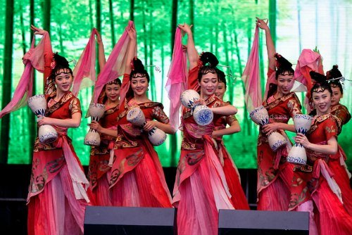 London Lunar New Year  Stage Shows
