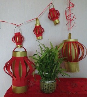 More Chinese New Year Lanterns