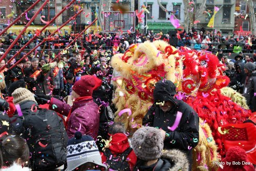 CNY in NYC