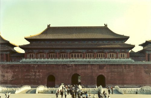 Old China Pictures-Beijing in the 80s