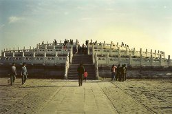 Temple Of Heaven Round Altar