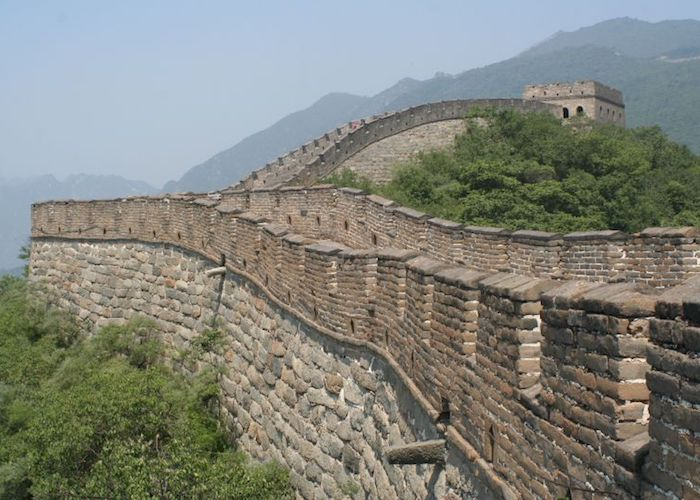 Top 10 Beijing Tourist Attractions: The Great Wall