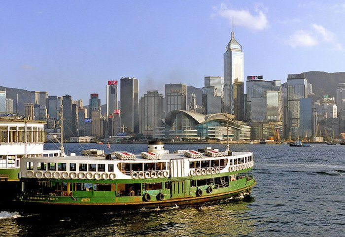 Top 10 Hong Kong Attractions: Victoria Harbour and the Star Ferry