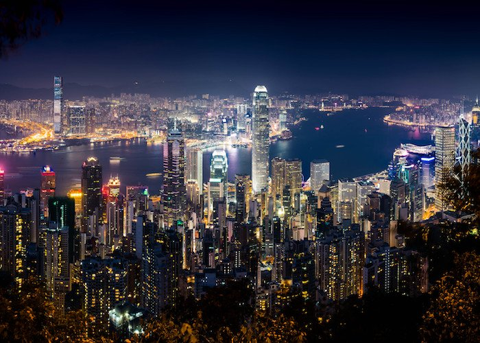 Top 10 Hong Kong Attractions: Views from Victoria Peak
