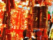 Chinese New Year Traditions: Firecrackers