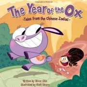 Chinese Zodiac Book for Kids: Year of the Ox