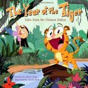 Chinese Zodiac Book for Kids: Year of the Tiger