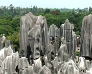 Yunnan Province Attractions: Shilin Stone Forest