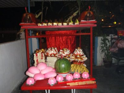 Chinese New Year Offerings