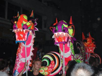 Chinese New Year Street Celebrations