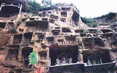 The Buddhist caves of Guangyuan