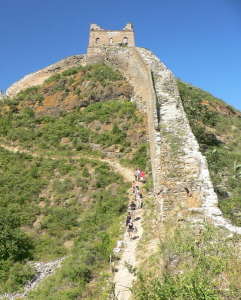 Great Wall from Simatai to Jinshanling