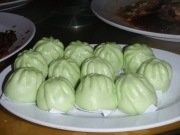 Chinese New Year Foods - Steamed buns